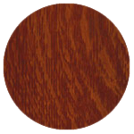 wood finish sample: beechnut brown oak