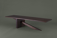 Cold River Furniture Gallery Collection, Cantilever table